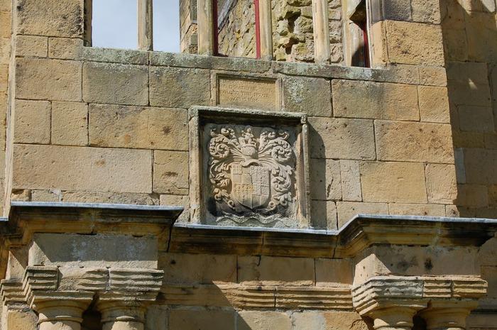 Замок Белси (Belsay Castle) 84193