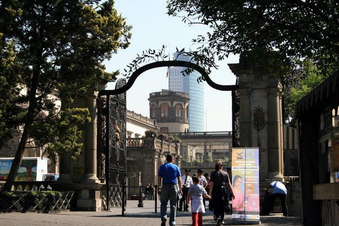 Castillo de Chapultepec (Замок Чапультепек) 76920