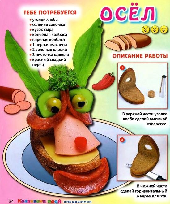 необычные рецепты для бутербродов