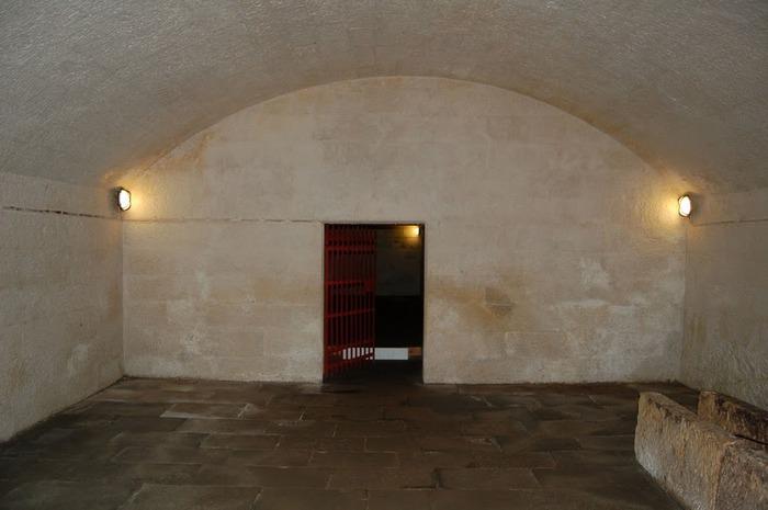 Замок Белси (Belsay Castle) 10652