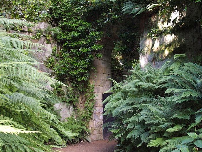 Замок Белси (Belsay Castle) 57244