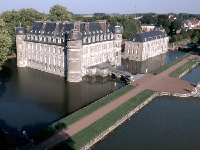 Chateau de Beloeil - замок Белей 39709