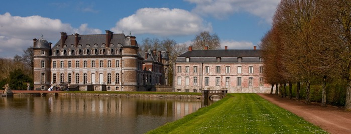 Chateau de Beloeil - замок Белей 79106