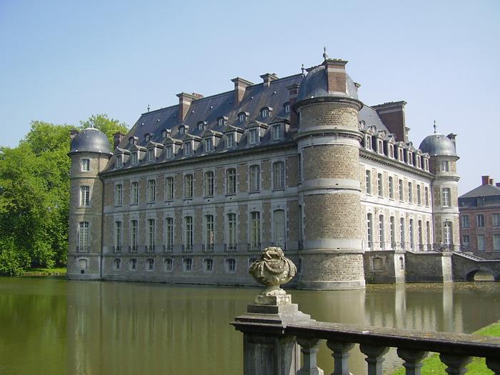 Chateau de Beloeil - замок Белей 57495