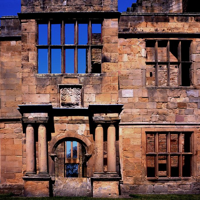Замок Белси (Belsay Castle) 29743