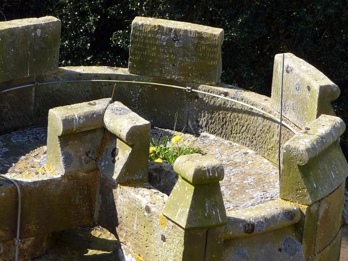 Замок Белси (Belsay Castle) 27179