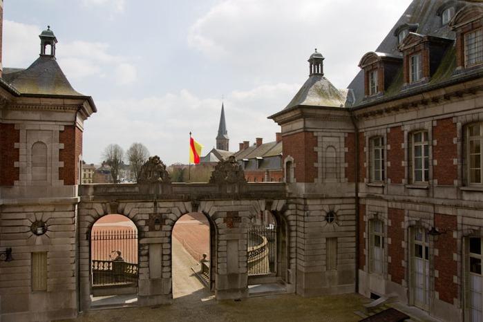 Chateau de Beloeil - замок Белей 52638