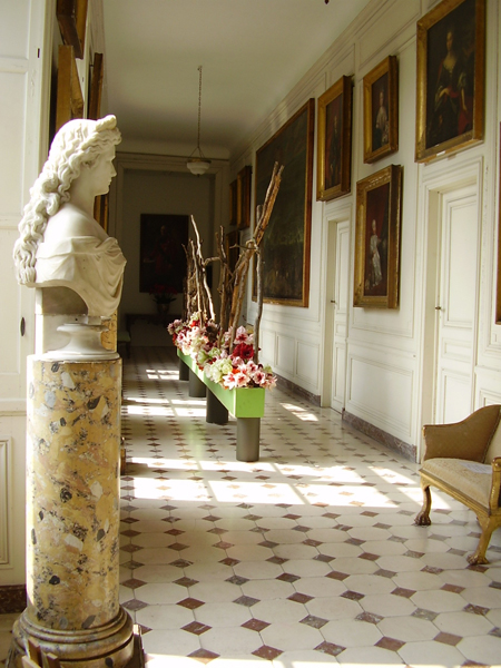 Chateau de Beloeil - замок Белей 98289