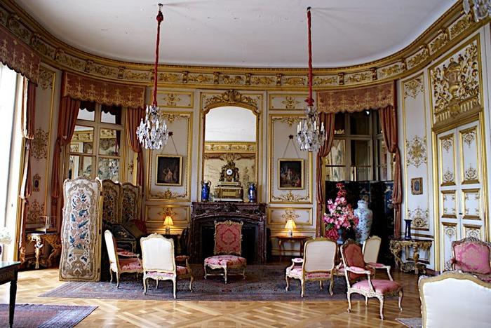 Chateau de Beloeil - замок Белей 25721