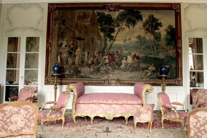 Chateau de Beloeil - замок Белей 65153
