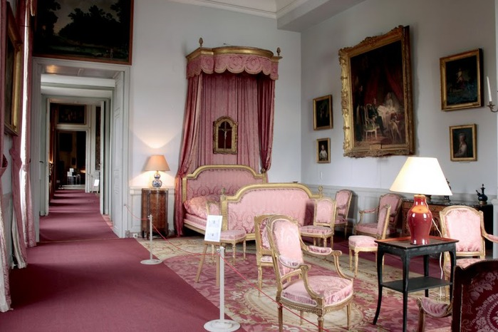 Chateau de Beloeil - замок Белей 58179
