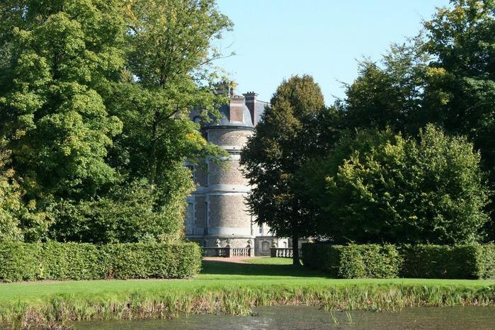 Chateau de Beloeil - замок Белей 49567