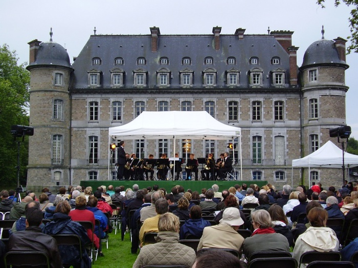 Chateau de Beloeil - замок Белей 85718