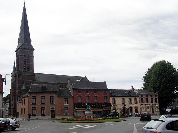 Chateau de Beloeil - замок Белей 10905