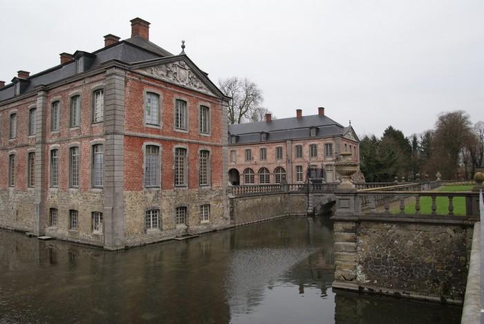 Chateau de Beloeil - замок Белей 53286