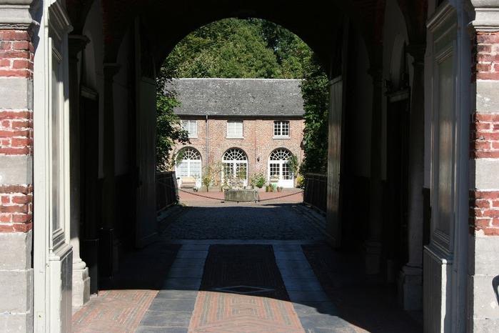Chateau de Beloeil - замок Белей 66068