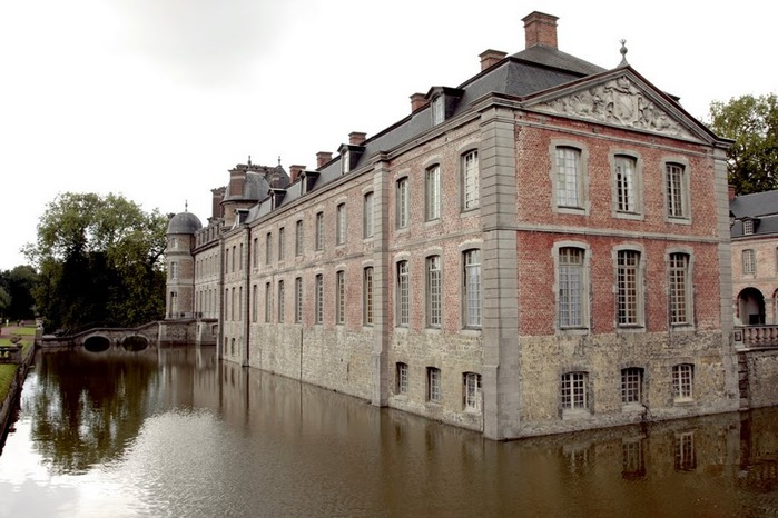 Chateau de Beloeil - замок Белей 52221