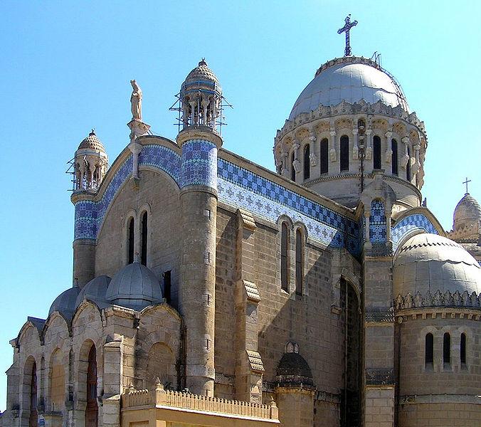 Собор Африканской Богоматери-Basilique Notre-Dame d'Afrique 30532