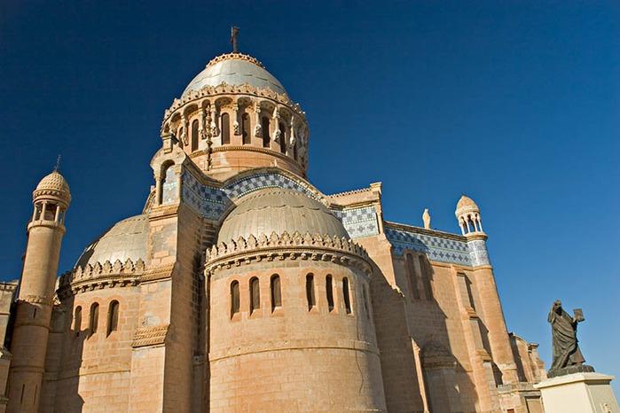 Собор Африканской Богоматери-Basilique Notre-Dame d'Afrique 74197