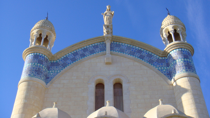 Собор Африканской Богоматери-Basilique Notre-Dame d'Afrique 46373