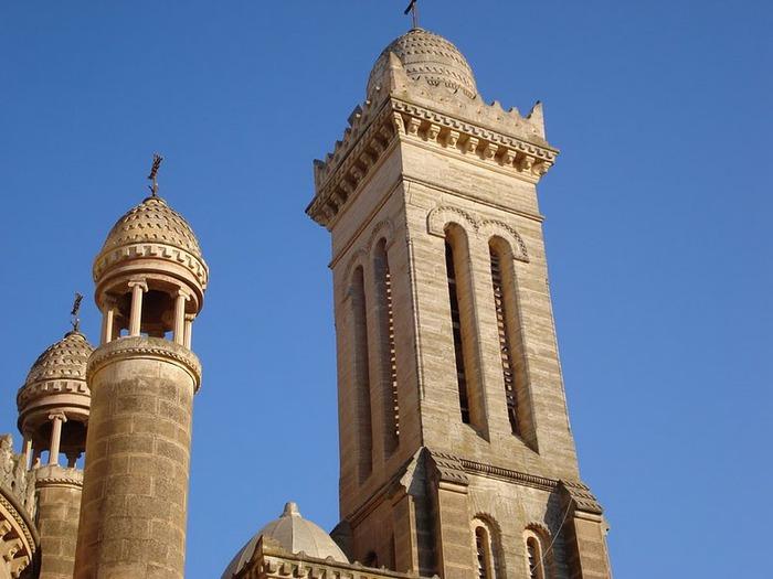 Собор Африканской Богоматери-Basilique Notre-Dame d'Afrique 90828