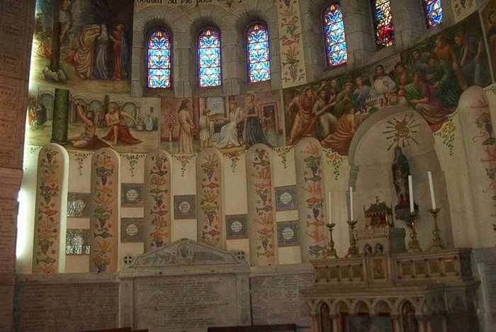 Собор Африканской Богоматери-Basilique Notre-Dame d'Afrique 53484