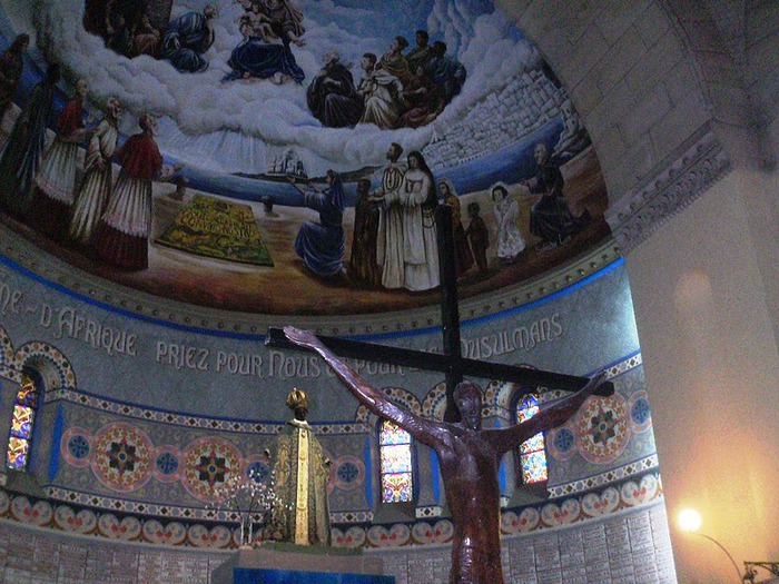 Собор Африканской Богоматери-Basilique Notre-Dame d'Afrique 56077