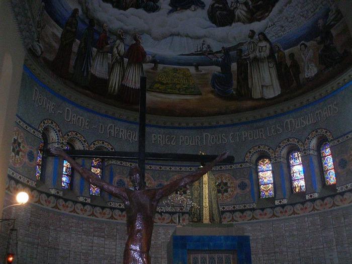 Собор Африканской Богоматери-Basilique Notre-Dame d'Afrique 20706
