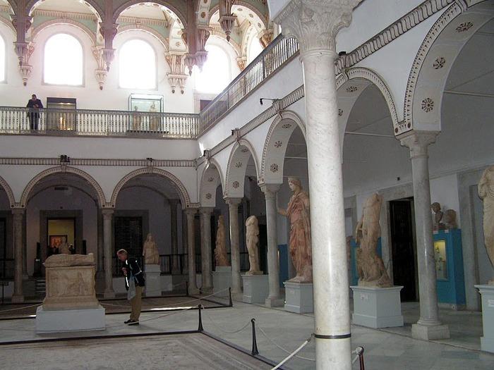 Le musee national du Bardo / Музей Бардо (Тунис) 38248