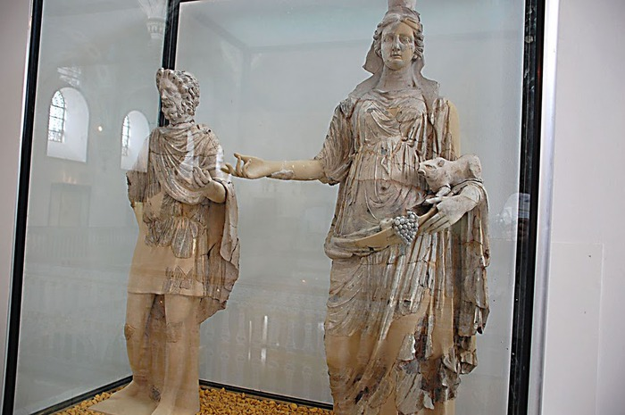 Le musee national du Bardo / Музей Бардо (Тунис) 39424