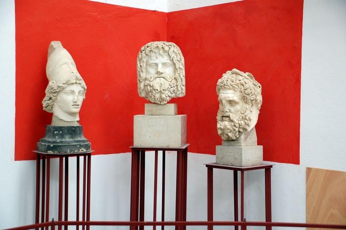 Le musee national du Bardo / Музей Бардо (Тунис) 93692