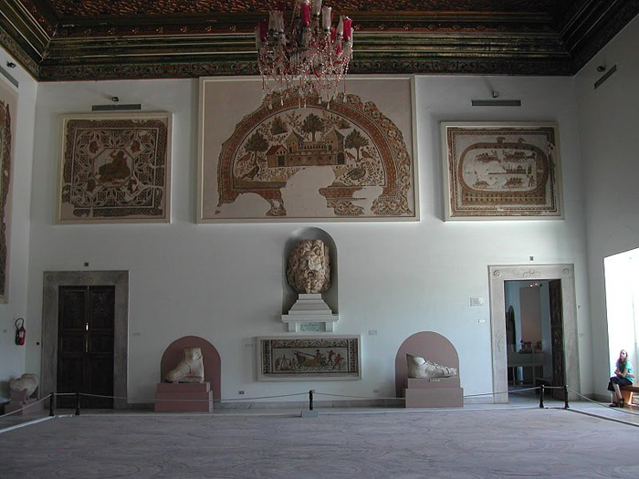 Le musee national du Bardo / Музей Бардо (Тунис) 84872