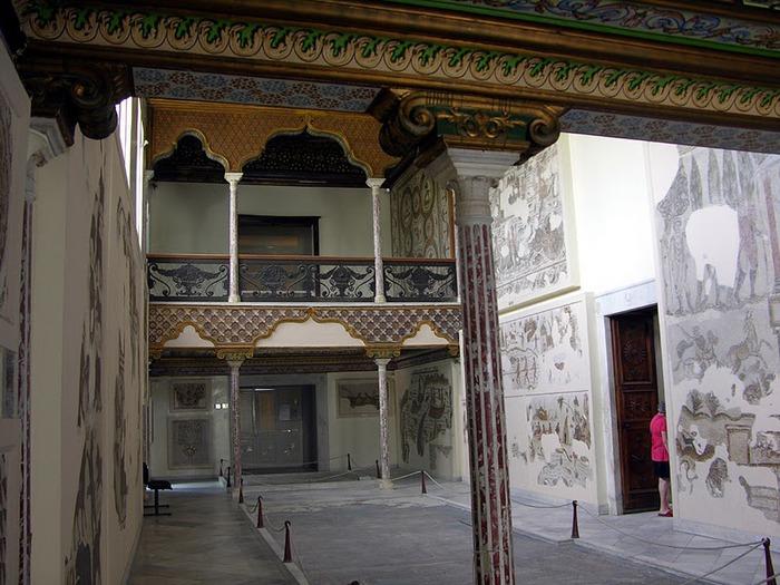 Le musee national du Bardo / Музей Бардо (Тунис) 29086