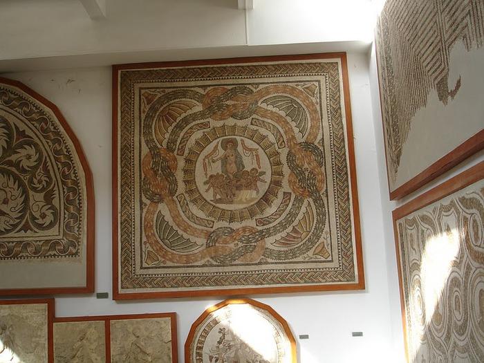 Le musee national du Bardo / Музей Бардо (Тунис) 78152