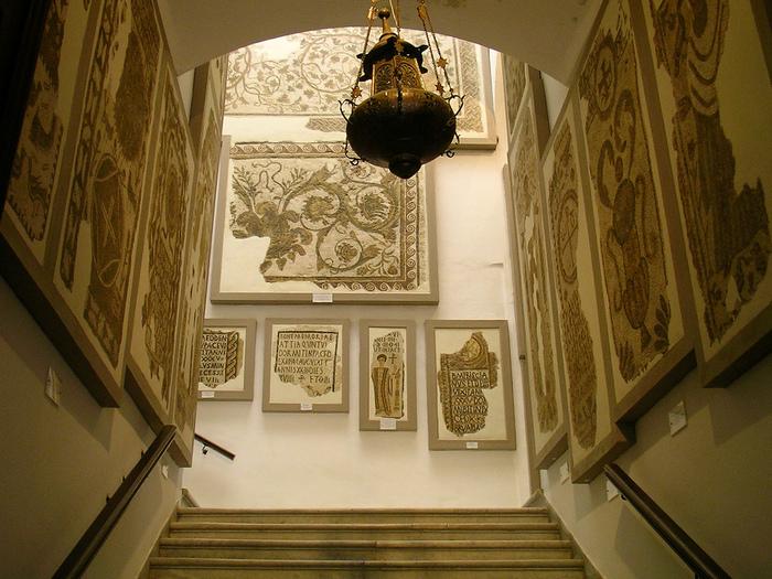 Le musee national du Bardo / Музей Бардо (Тунис) 68512