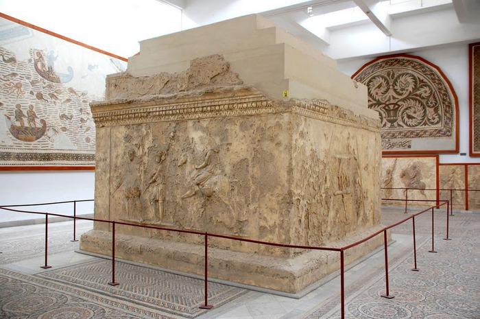 Le musee national du Bardo / Музей Бардо (Тунис) 23720