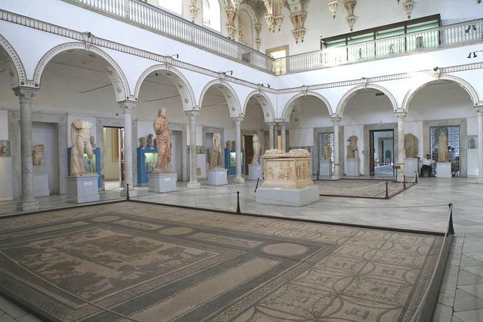 Le musee national du Bardo / Музей Бардо (Тунис) 89911