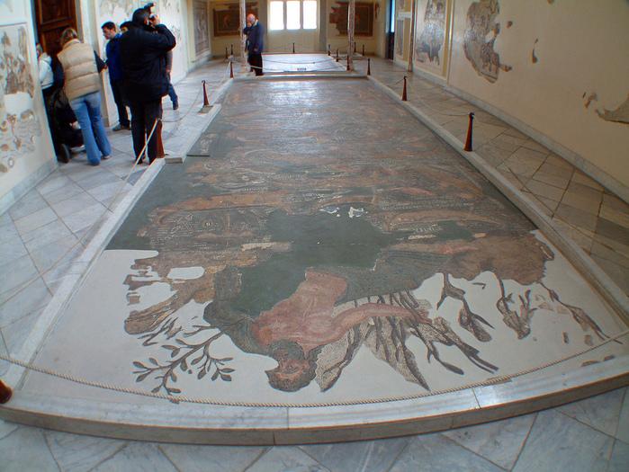 Le musee national du Bardo / Музей Бардо (Тунис) 11295
