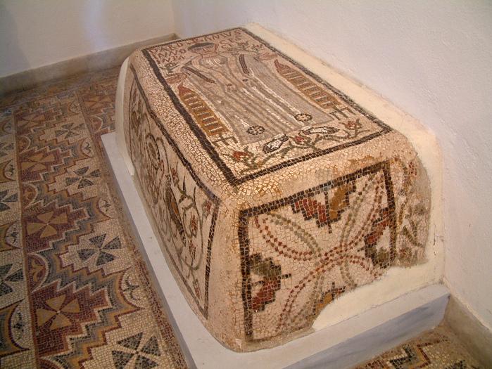 Le musee national du Bardo / Музей Бардо (Тунис) 15563