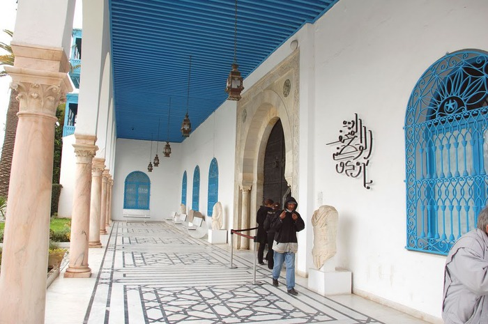 Le musee national du Bardo / Музей Бардо (Тунис) 48293