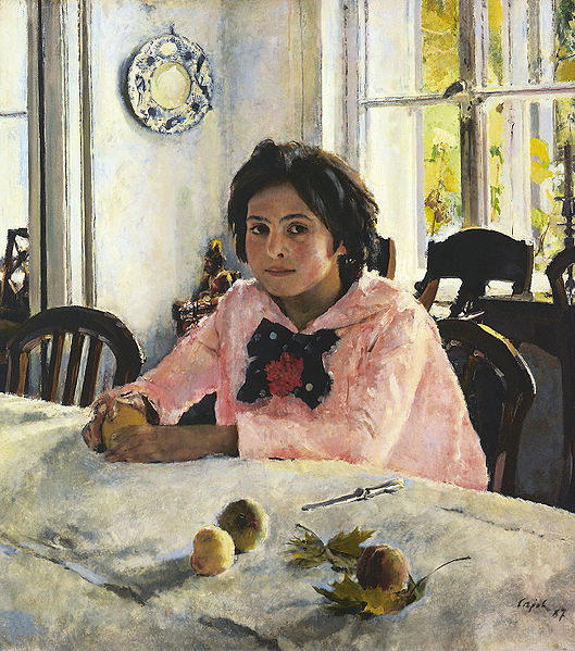 529px-Walentin_Alexandrowitsch_Serow_Girl_with_Peaches (529x599, 109 Kb)