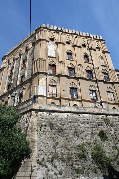 Палаццо Норманни или Палаццо Реале-Palazzo dei Normanni- Норманнский дворец 60598