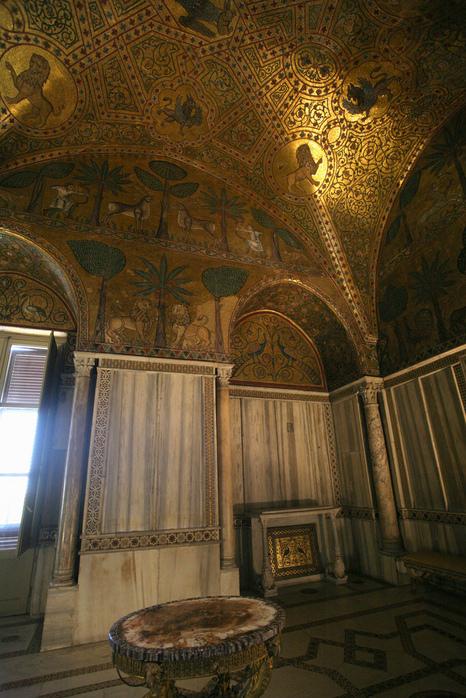 Палаццо Норманни или Палаццо Реале-Palazzo dei Normanni- Норманнский дворец 12582