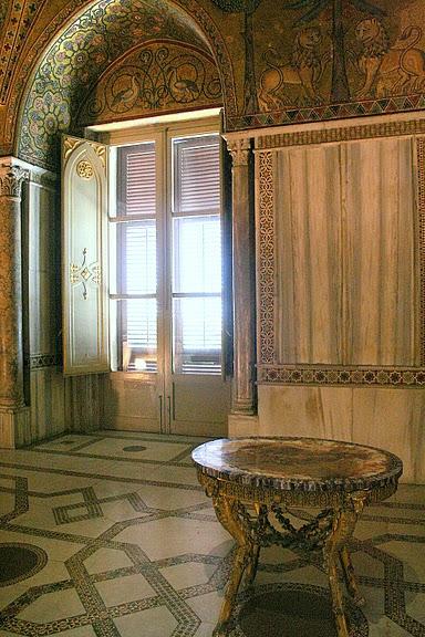 Палаццо Норманни или Палаццо Реале-Palazzo dei Normanni- Норманнский дворец 47760