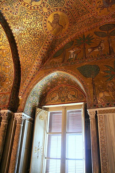 Палаццо Норманни или Палаццо Реале-Palazzo dei Normanni- Норманнский дворец 23068