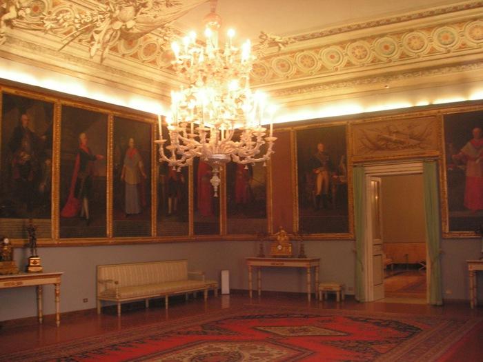 Палаццо Норманни или Палаццо Реале-Palazzo dei Normanni- Норманнский дворец 74735