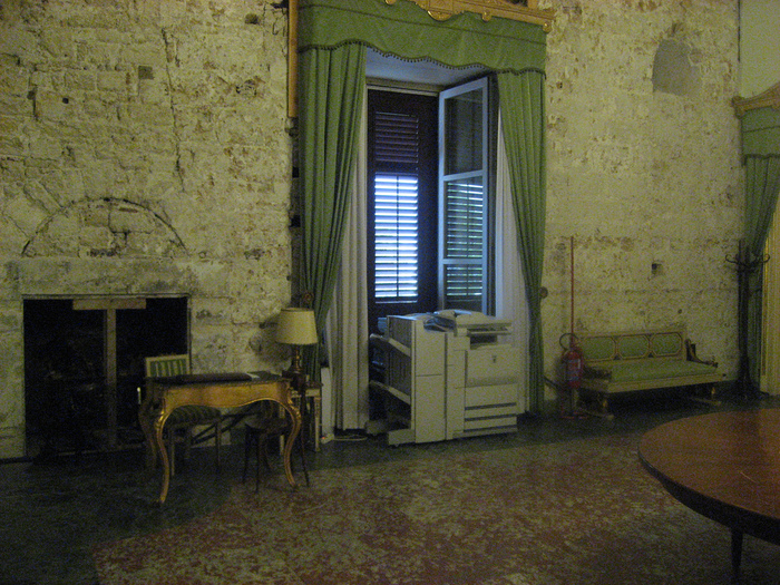 Палаццо Норманни или Палаццо Реале-Palazzo dei Normanni- Норманнский дворец 80098