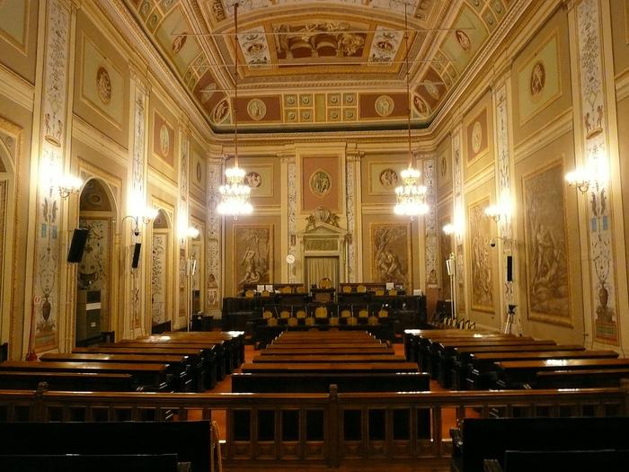 Палаццо Норманни или Палаццо Реале-Palazzo dei Normanni- Норманнский дворец 86373