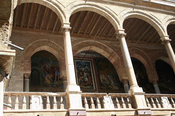 Палаццо Норманни или Палаццо Реале-Palazzo dei Normanni- Норманнский дворец 36121