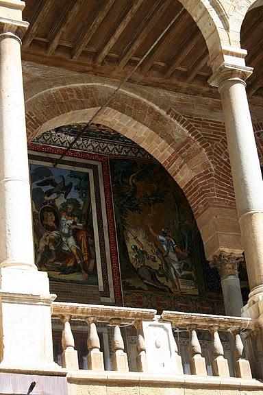 Палаццо Норманни или Палаццо Реале-Palazzo dei Normanni- Норманнский дворец 20728